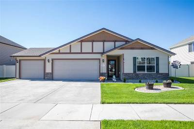 spokane Single Family Home Ctg-Sale Buyers Hm: 3517 W Prairie Breeze Ave