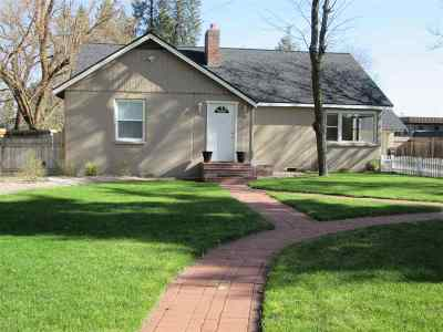 Spokane Single Family Home For Sale: 24 W Holland Ave