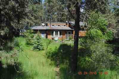 Spokane Single Family Home Chg Price: 2704 N Spotted Rd