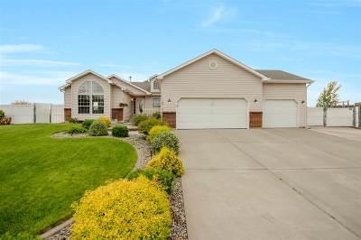 spokane Single Family Home For Sale: 18710 E 9th Ct