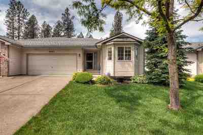 Nine Mile Falls WA Single Family Home Ctg-Inspection: $212,000