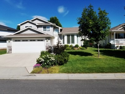 Spokane Single Family Home Chg Price: 6219 S Terre Vista St