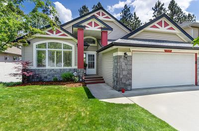 Spokane WA Single Family Home Chg Price: $379,900