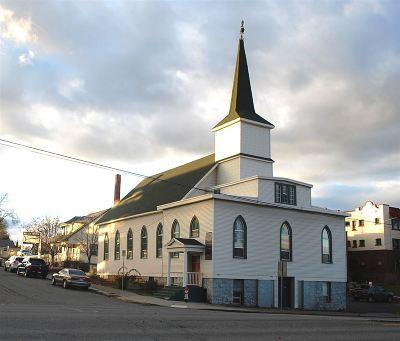 spokane Single Family Home For Sale: 1403 N Washington St