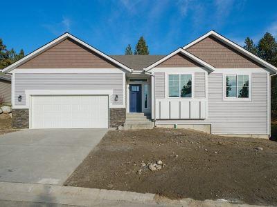 spokane Single Family Home For Sale: 4806 N Emerald Ln