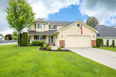 Spokane, Spokane Valley Single Family Home For Sale: 2416 E 58th Ct
