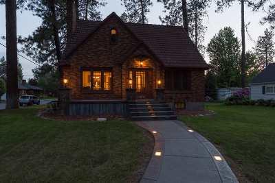 Spokane, Spokane Valley Single Family Home For Sale: 3026 S Manito Blvd