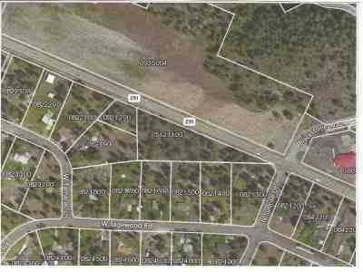 Nine Mile Falls Residential Lots & Land For Sale: Hwy 291 Parcel # 5121100 Hwy