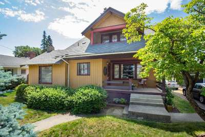 Spokane Single Family Home For Sale: 111 W 29th Ave