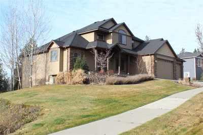 Spokane Single Family Home For Sale: 10103 N Wieber Dr