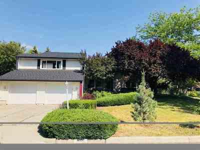 Spokane Single Family Home Chg Price: 6321 S Ray Ct