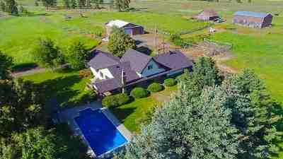 Spokane, Spokane Valley Single Family Home For Sale: 10312 N Ritchey Rd