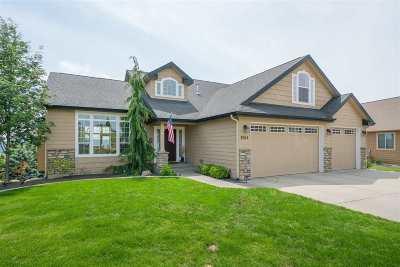 Spokane, Spokane Valley Single Family Home Chg Price: 8314 E Black Oak Ln
