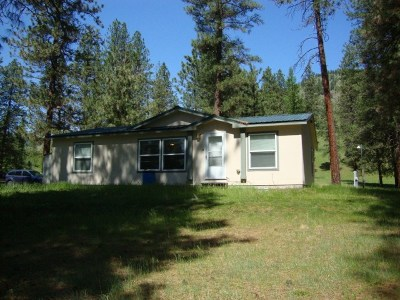 Mobile Home For Sale: 3809a Northport Flat Creek Rd