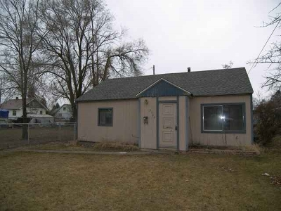 Spokane Single Family Home For Sale: 3207 N Bessie Rd #3209 N B