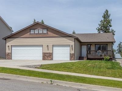 Spokane Single Family Home For Sale: 7913 E Central Ave