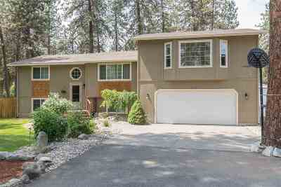 Nine Mile Falls WA Single Family Home Ctg-Inspection: $315,000