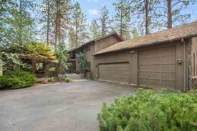 Spokane Single Family Home For Sale: 921 E Timberwood Cir