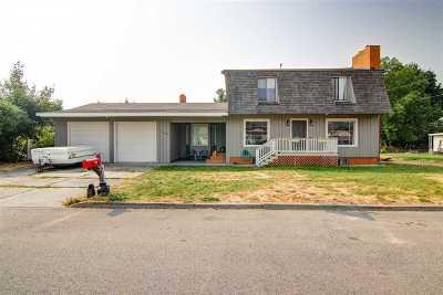 Spokane Valley Single Family Home For Sale: 13704 E Heroy Ave