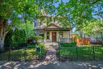 Single Family Home For Sale: 417 E Nora Ave
