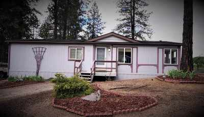 Mead Mobile Home For Sale: 2931 E Fort Sumter Ln