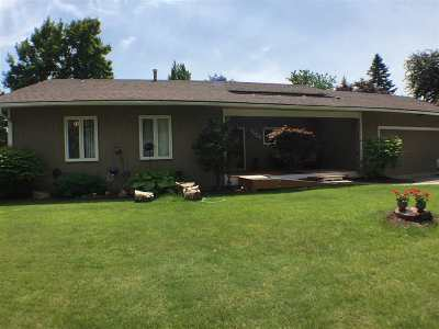 Spokane Single Family Home For Sale: 1624 E 49th Ave
