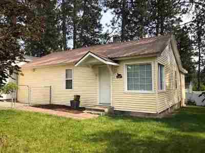 Spokane Valley Single Family Home Ctg-Inspection: 9714 E 6th Ave