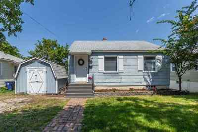 Single Family Home For Sale: 3509 E 17th Ave