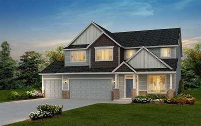 Spokane Single Family Home For Sale: 194x3 E 11th Ave