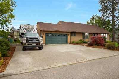 spokane Single Family Home New: 3017 W 21st