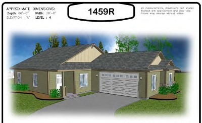 Liberty Lk WA Single Family Home New: $375,000