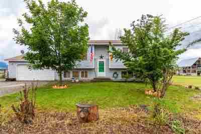 Spokane Valley Single Family Home New: 18406 E Desmet Ave