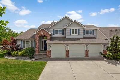 Coeur D Alene Single Family Home For Sale: 2440 W Bolivar Ave