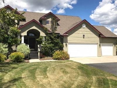 spokane Single Family Home For Sale: 1219 E Wildflower Ln