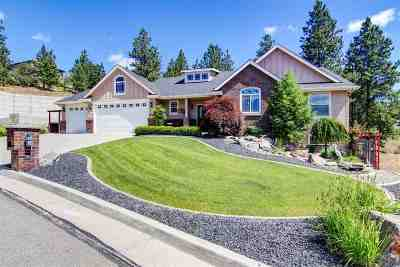 Otis Orchards WA Single Family Home For Sale: $449,950