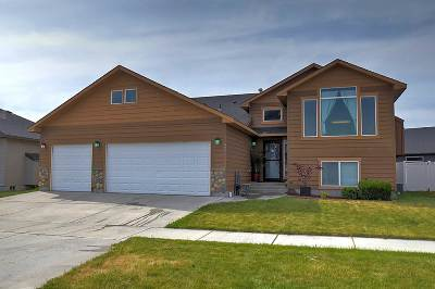 Spokane Single Family Home New: 8816 W Campus Dr