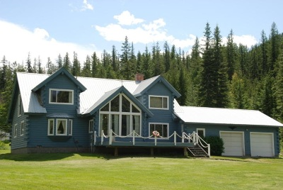 Spokane County, Stevens County Single Family Home For Sale: 3952 Cedar Creek Rd