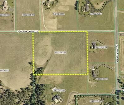 spokane Residential Lots & Land New: E Moran Vista