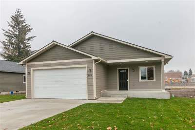 Spokane Valley Single Family Home For Sale: 2818 N Park Rd