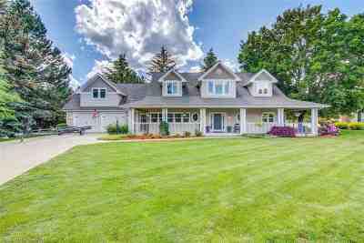 Coeur D Alene Single Family Home Ctg-Inspection: 21441 N Circle Rd