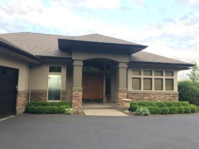 Spokane County Single Family Home New: 12009 S Quail Creek Ln