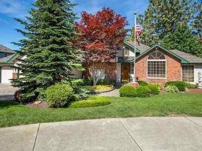 Spokane Single Family Home New: 5923 N Northwood Dr
