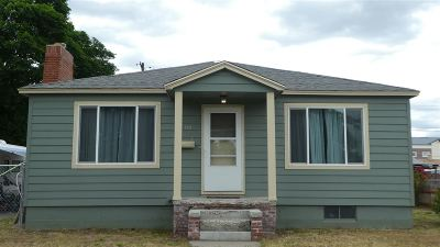 Spokane Single Family Home New: 125 E Everett Ave