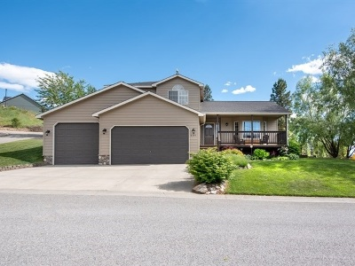 Spokane Single Family Home New: 8304 E Bull Pine Ln