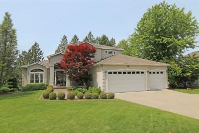 Veradale Single Family Home New: 5210 S Fairfax Ln