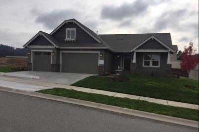 Spokane WA Single Family Home For Sale: $439,900