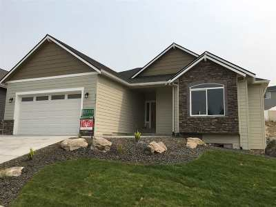 Spokane Valley WA Single Family Home New: $349,900