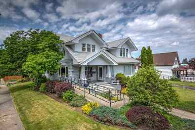 Single Family Home For Sale: 110 S 1st St