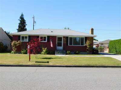 Spokane Single Family Home Ctg-Inspection: 1013 W Franklin Ave
