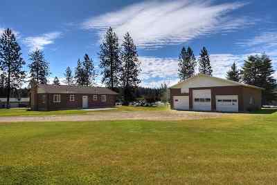 Spokane Single Family Home New: 11903 N Ruby Rd